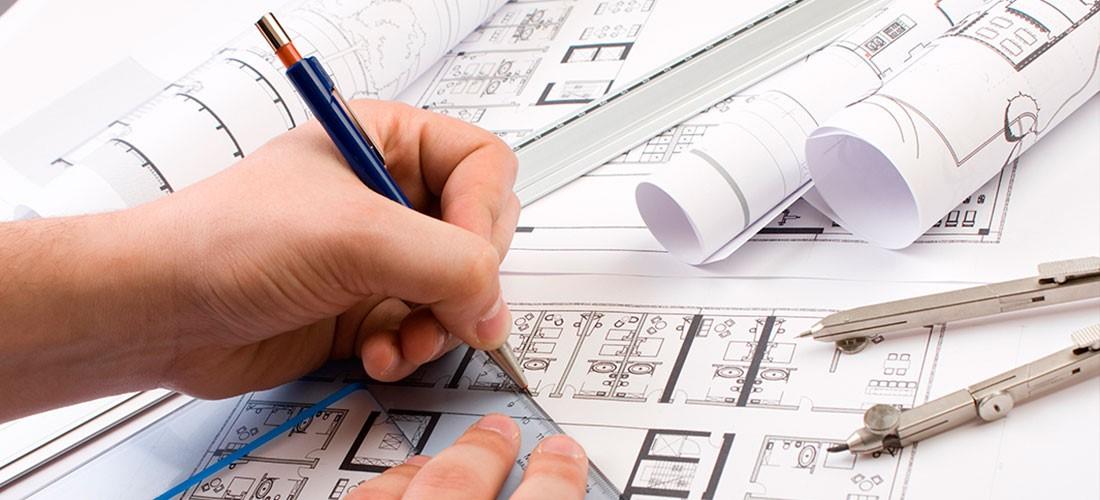 Схема планировочной организации земельного участкав Краснодаре